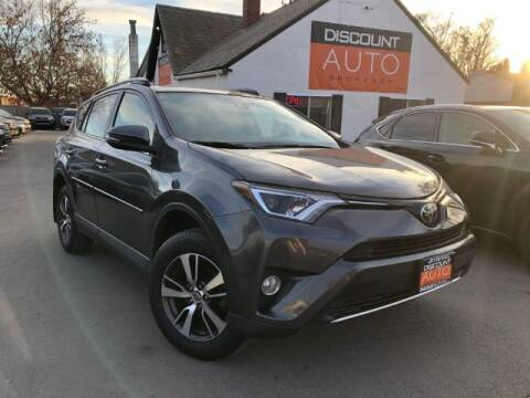 2018 Toyota RAV4 for sale at Discount Auto Brokers Inc. in Lehi UT