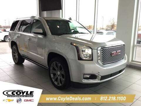 2016 GMC Yukon for sale at COYLE GM - COYLE NISSAN in Clarksville IN