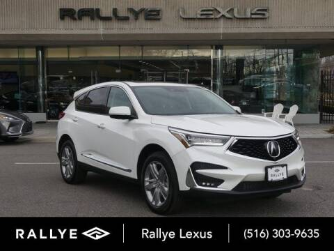 2020 Acura RDX for sale at RALLYE LEXUS in Glen Cove NY