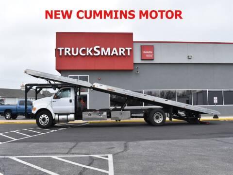 2013 Ford F-750 Super Duty for sale at Trucksmart Isuzu in Morrisville PA