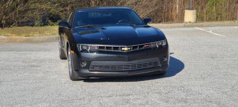 2015 Chevrolet Camaro for sale at CU Carfinders in Norcross GA