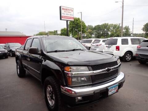 2008 Chevrolet Colorado for sale at Marty's Auto Sales in Savage MN