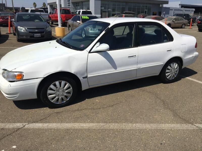 2000 Toyota Corolla for sale at Safi Auto in Sacramento CA