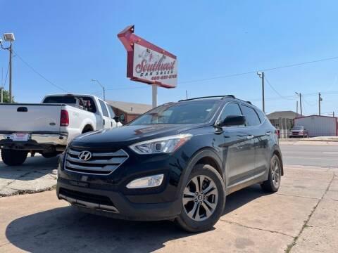 2014 Hyundai Santa Fe Sport for sale at Southwest Car Sales in Oklahoma City OK