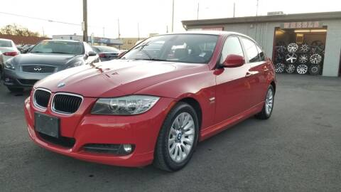 2009 BMW 3 Series for sale at LA Motors LLC in Denver CO