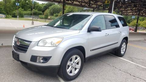 2009 Saturn Outlook for sale at Nationwide Auto in Merriam KS