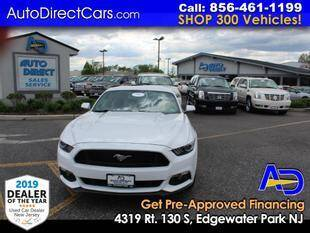 2015 Ford Mustang for sale at Auto Direct Trucks.com in Edgewater Park NJ