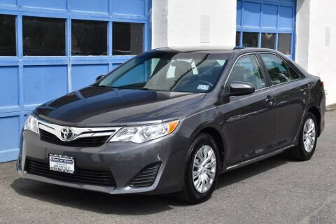2014 Toyota Camry for sale at IdealCarsUSA.com in East Windsor NJ