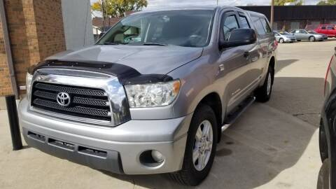2007 Toyota Tundra for sale at Madison Motor Sales in Madison Heights MI