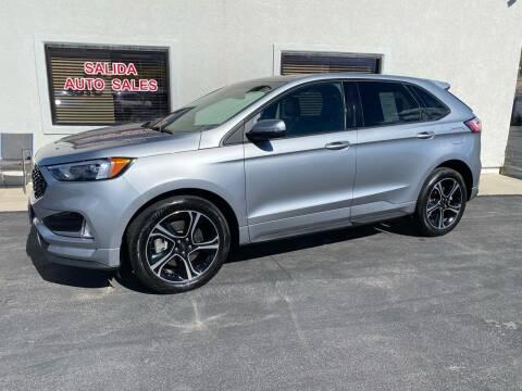 2020 Ford Edge for sale at Salida Auto Sales in Salida CO