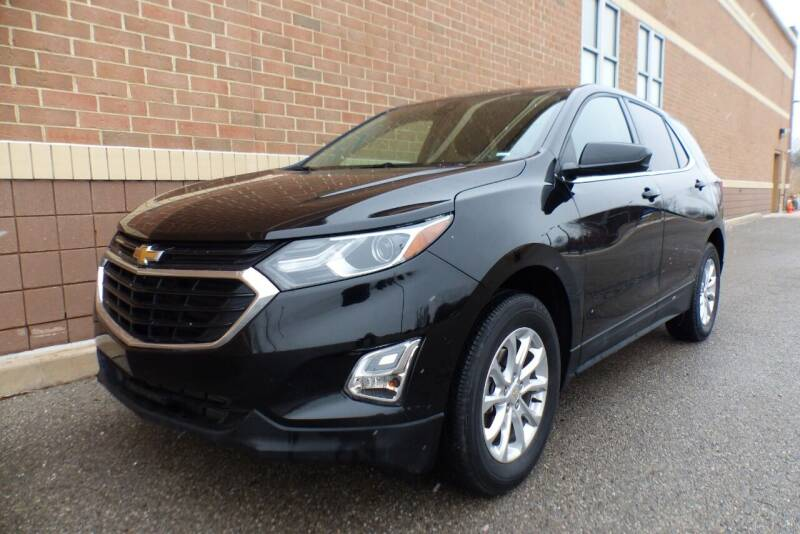 2020 Chevrolet Equinox for sale at Macomb Automotive Group in New Haven MI