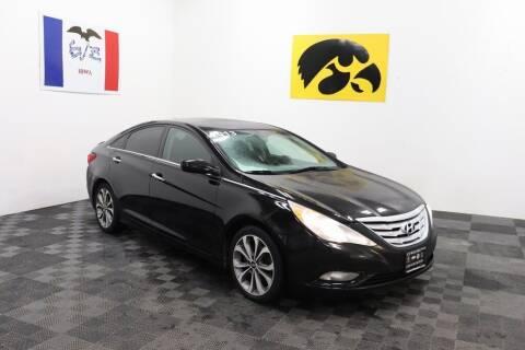 2013 Hyundai Sonata for sale at Carousel Auto Group in Iowa City IA