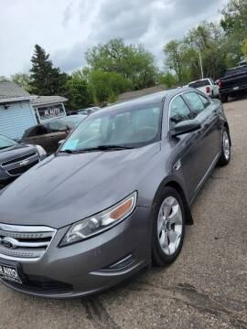 2012 Ford Taurus for sale at JR Auto in Brookings SD