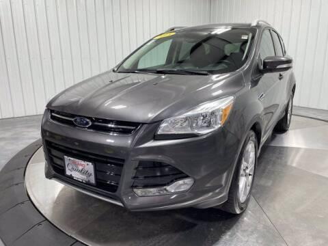 2015 Ford Escape for sale at HILAND TOYOTA in Moline IL