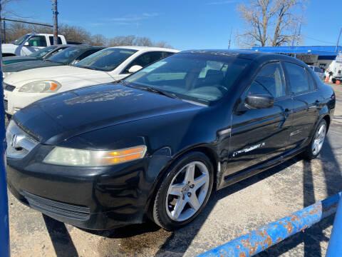 2004 Acura TL for sale at Dave-O Motor Co. in Haltom City TX