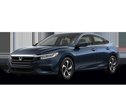 2022 Honda Insight for sale at RUSTY WALLACE HONDA in Knoxville TN