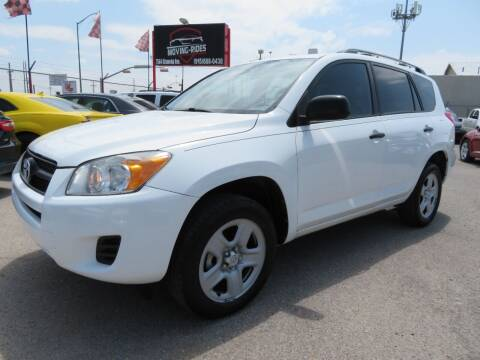 2012 Toyota RAV4 for sale at Moving Rides in El Paso TX