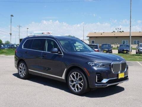 2020 BMW X7 for sale at Park Place Motor Cars in Rochester MN