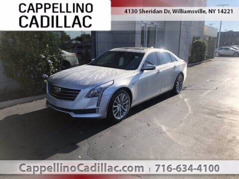 2017 Cadillac CT6 for sale at Cappellino Cadillac in Williamsville NY