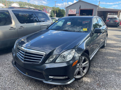 2012 Mercedes-Benz E-Class for sale at Trocci's Auto Sales in West Pittsburg PA