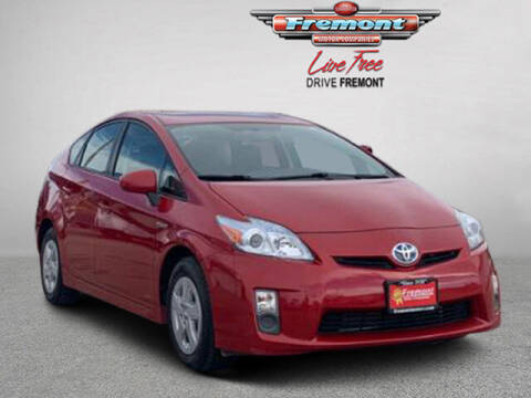 2011 Toyota Prius for sale at Rocky Mountain Commercial Trucks in Casper WY