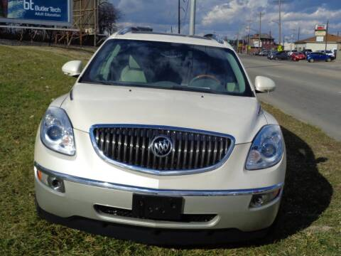 2008 Buick Enclave for sale at Ideal Cars in Hamilton OH