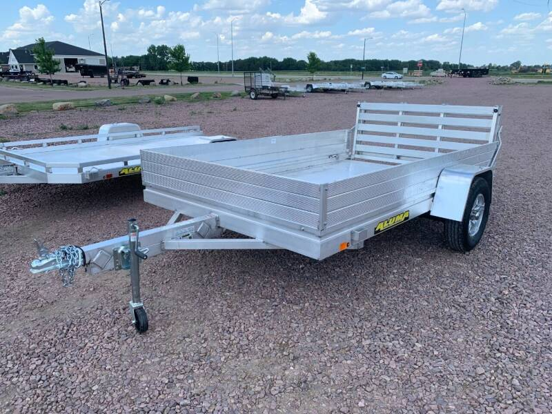 2022 Aluma 7210H BT #8385 for sale at Prairie Wind Trailers, LLC in Harrisburg SD