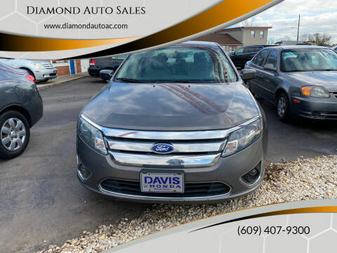 2011 Ford Fusion for sale at Diamond Auto Sales in Pleasantville NJ