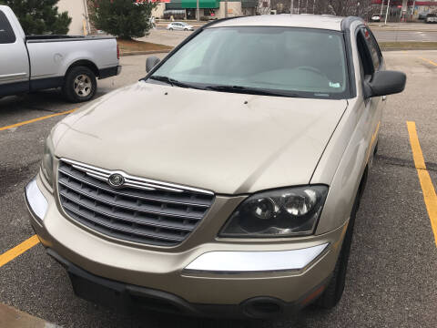 2006 Chrysler Pacifica for sale at STL AutoPlaza in Saint Louis MO