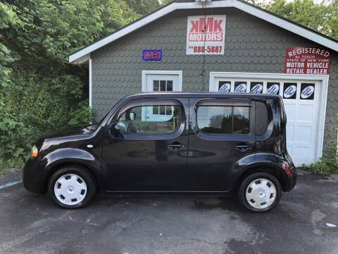 2010 Nissan cube for sale at KMK Motors in Latham NY