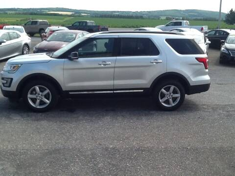 2016 Ford Explorer for sale at Garys Sales & SVC in Caribou ME