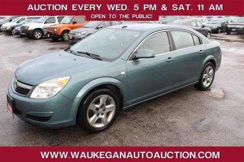2009 Saturn Aura for sale at Waukegan Auto Auction in Waukegan IL