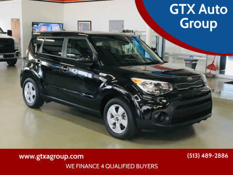 2019 Kia Soul for sale at GTX Auto Group in West Chester OH