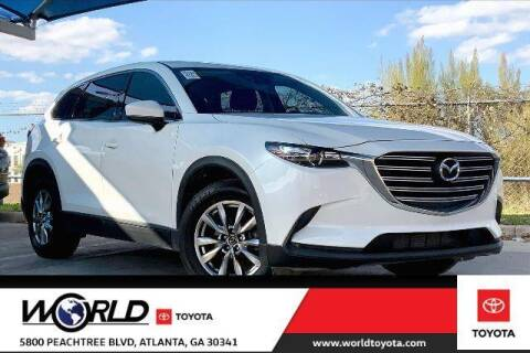 2016 Mazda CX-9 for sale at CU Carfinders in Norcross GA