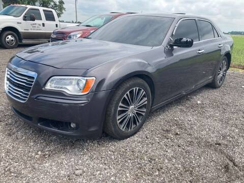 2013 Chrysler 300 for sale at Ada Truck Sales in Ada OH