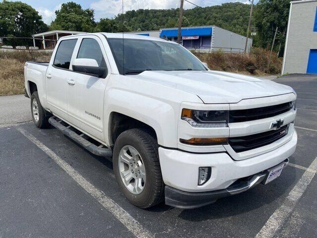 2018 Chevrolet Silverado 1500 for sale at Tim Short Auto Mall 2 in Corbin KY