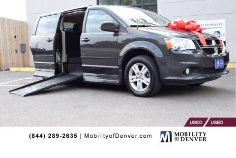 2011 Dodge Grand Caravan for sale at CO Fleet & Mobility in Denver CO