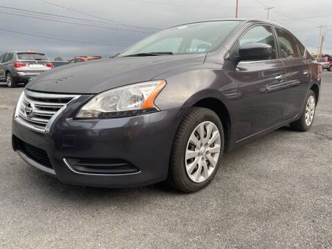 2013 Nissan Sentra for sale at Clear Choice Auto Sales in Mechanicsburg PA