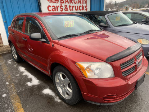2010 Dodge Caliber for sale at BURNWORTH AUTO INC in Windber PA