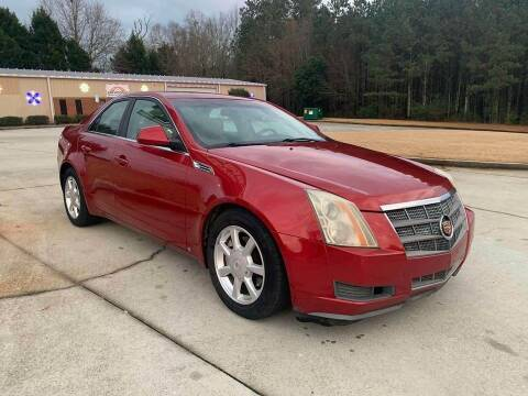 2008 Cadillac CTS for sale at Two Brothers Auto Sales in Loganville GA