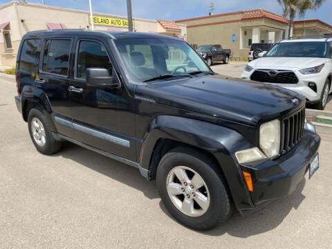 2010 Jeep Liberty for sale at HEILAND AUTO SALES in Oceano CA