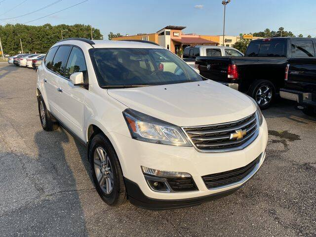 2017 Chevrolet Traverse for sale at Sell Your Car Today in Fayetteville NC