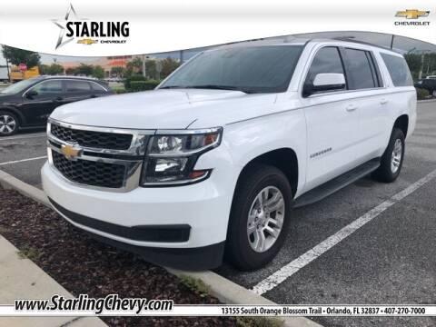 2020 Chevrolet Suburban for sale at Pedro @ Starling Chevrolet in Orlando FL