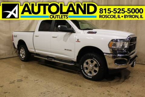 2020 RAM Ram Pickup 2500 for sale at AutoLand Outlets Inc in Roscoe IL