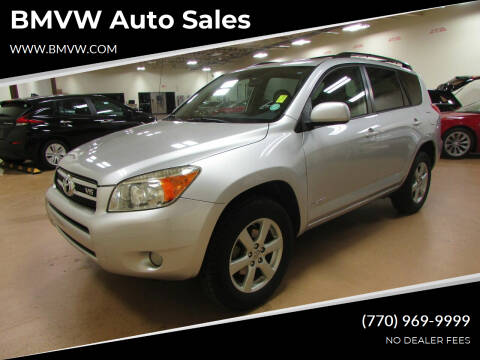 2007 Toyota RAV4 for sale at BMVW Auto Sales in Union City GA