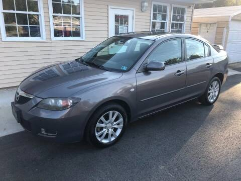 2007 Mazda MAZDA3 for sale at INTERNATIONAL AUTO SALES LLC in Latrobe PA