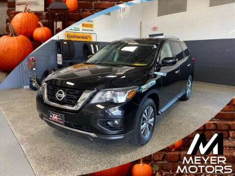 2019 Nissan Pathfinder for sale at Meyer Motors in Plymouth WI