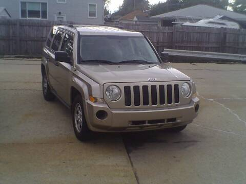 2009 Jeep Patriot for sale at Fred Elias Auto Sales in Center Line MI