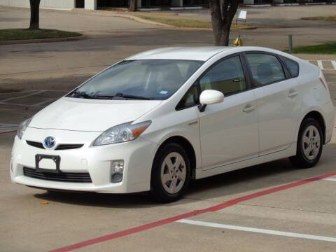2010 Toyota Prius for sale at Auto Starlight in Dallas TX