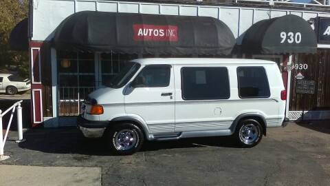 1998 Dodge Ram Van for sale at Autos Inc in Topeka KS